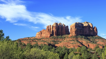 Sedona's Cathedral Rock