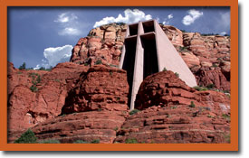 The Chapel, Sedona Arizona