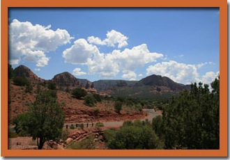 Sedona Custom Property Search